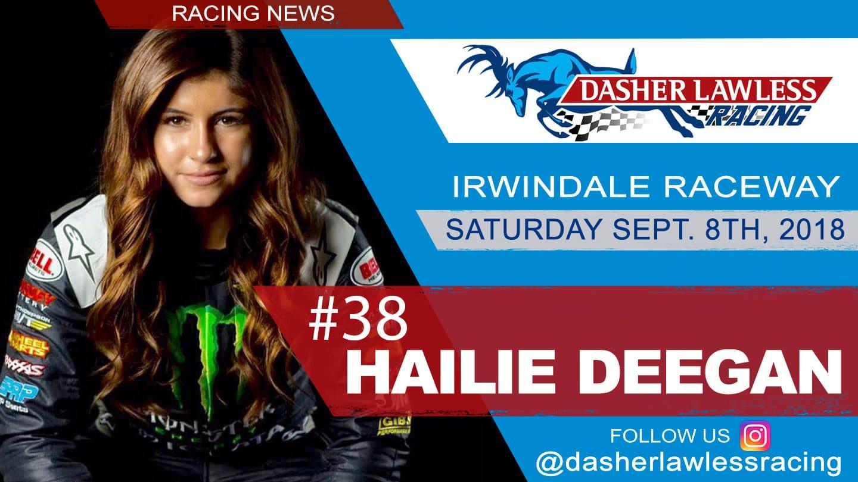 Hailie Deegan