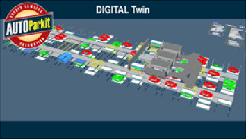 AUTOParkit's Digitial Twin Impresses Attendees