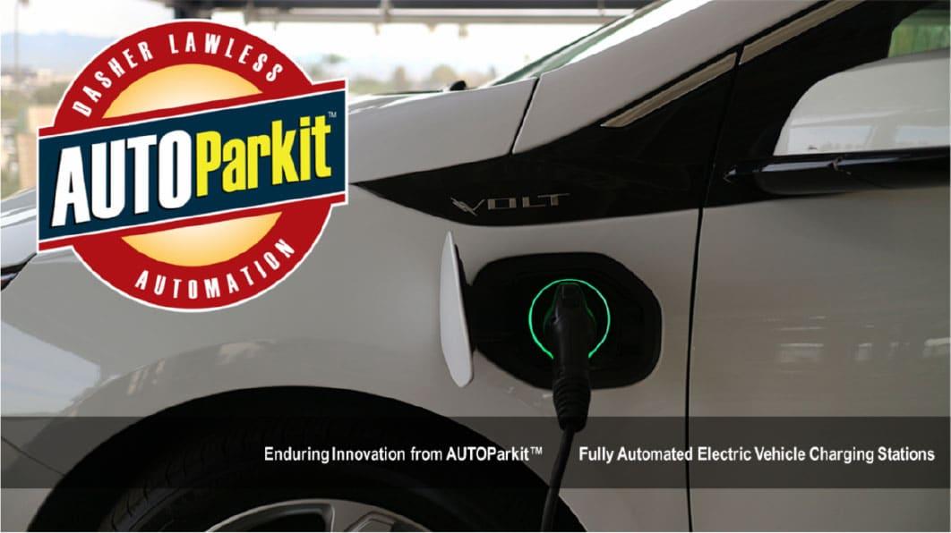 AUTOParkit's EV Charging Solution